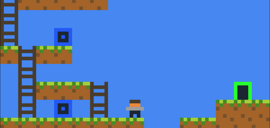 Doorky – PuzzleScript