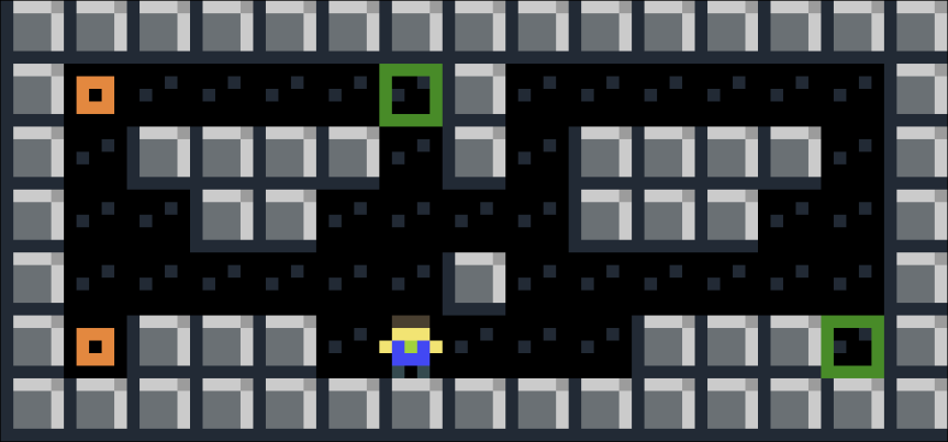 Olefin – PuzzleScript