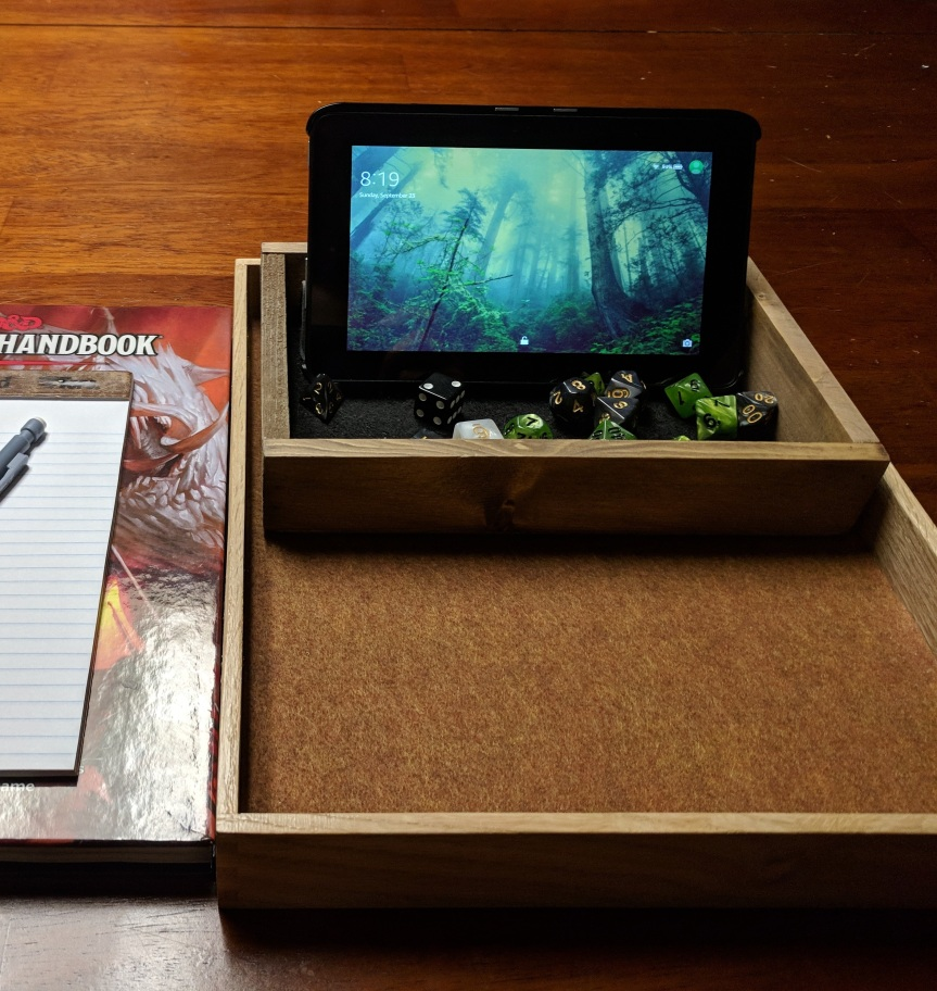 New Dice Tray(s)